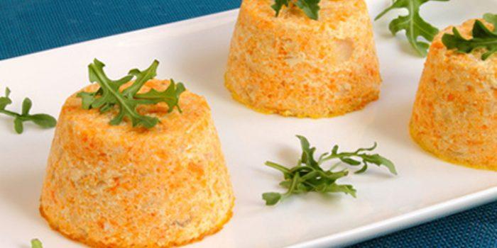 Deliciosa receta de pastel de verduras