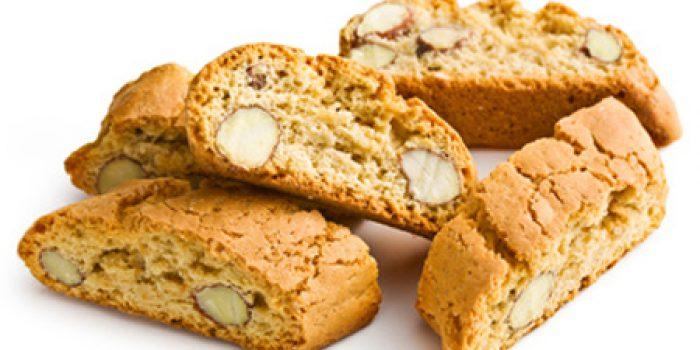 Deliciosa receta de pan de almendras