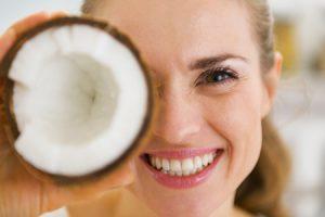 Usoa y propiedades de la harina de coco