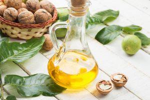 Usos y propiedades del aceite de nuez