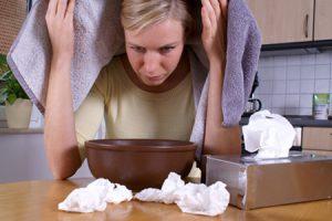 Vahos e inhalaciones: respirar a pleno pulmón