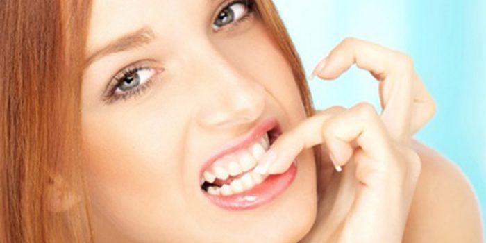 Comerse las uñas, Onicofagia