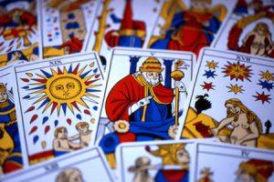 El tarot de Marsella, el más conocido