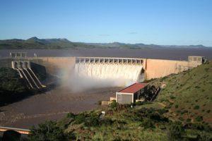 Impacto de la construcción de grandes presas en los ríos