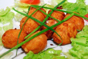 Receta de Croquetas de Zanahorias