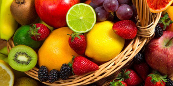 Beneficios de las frutas para adelgazar