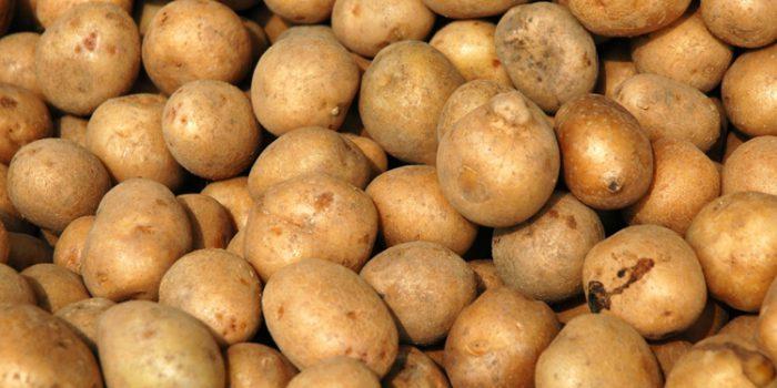 Las Patatas, información nutricional