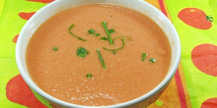 ¿Qué es la sopa quemagrasas?