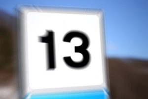 ¿Cómo se manifiesta la fobia al número 13?