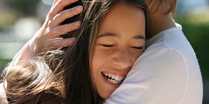 Abrazoterapia: el poder de los abrazos