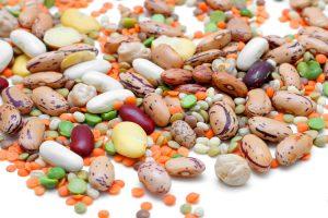 Las legumbres, fuente de proteínas vegetales