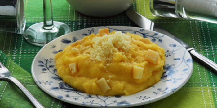 Receta de Polenta, deliciosa sémola de maíz