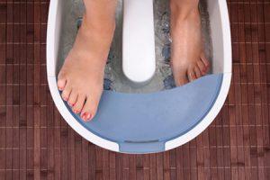 Baños de contraste, calor y frío en tu ayuda