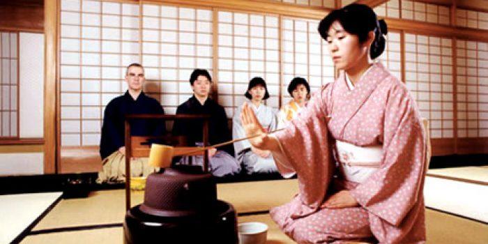 Origen de la ceremonia del té