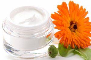Beneficios de la crema de caléndula