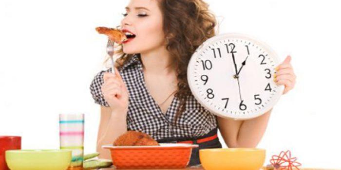 La cronodieta: cuando comer cada alimento