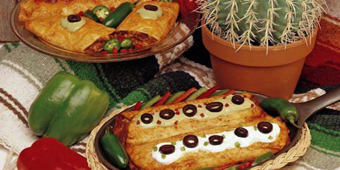 Las Enchiladas, un regalo de la cocina mexicana
