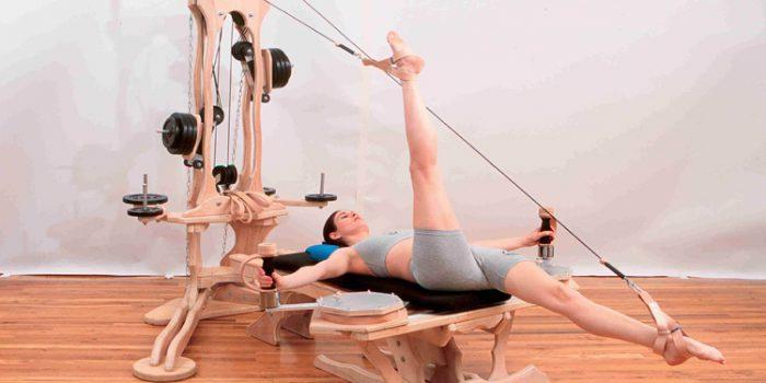 Método de ejercicios Gyrotonic