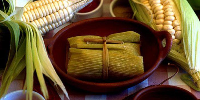 Las Humitas, receta típica de Ecuador