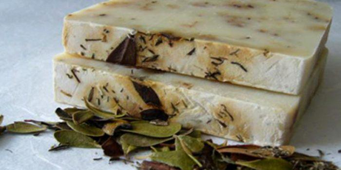 Jabón de Marsella, elaboración casera