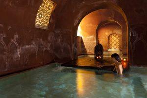 Cómo funciona el masaje árabe