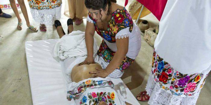 El Masaje tradicional Mexicano, para limpiar y desintoxicar