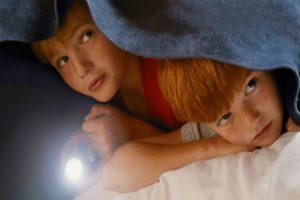 ¿Por qué los niños tienen miedo a la oscuridad?