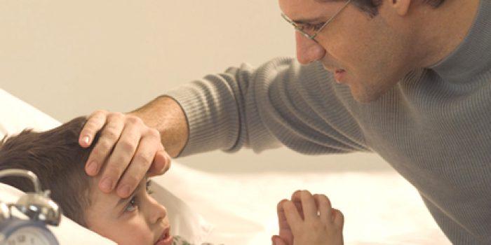 Síntomas de la enfermedad del beso o mononucleosis