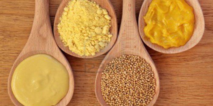 Beneficios para la salud de la mostaza en grano