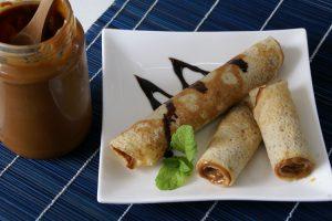 Receta de panqueques o crepes, dulces y salados