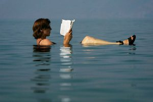 Propiedades de las sales del Mar Muerto