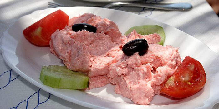 Taramosalata, delicias griegas