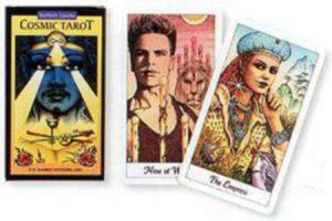 Conoce el significado del Tarot cósmico