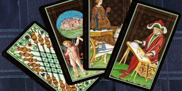 Características del Tarot Visconti Sforza
