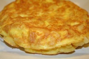 Como hacer tortilla española, la más tradicional