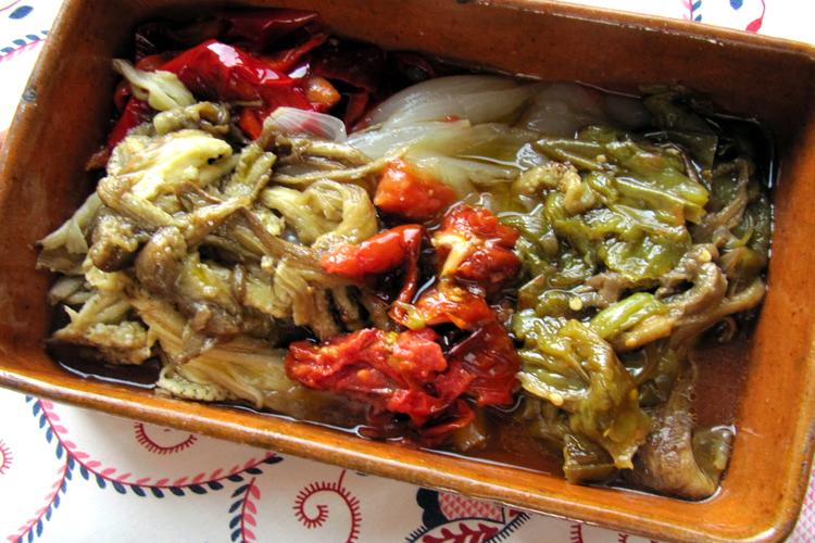 Escalivada receta tradicional for Cocina tradicional espanola