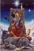 El dios Odín