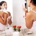 Calmar la piel irritada