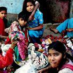 Esclavitud infantil en la India