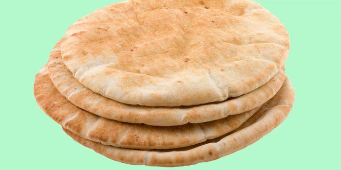 Cómo hacer pan de pita