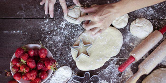 Recetas de galletas caseras fáciles