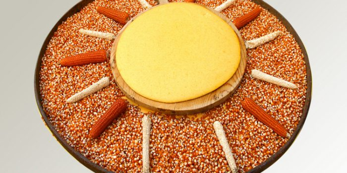 Receta de tortilla de polenta