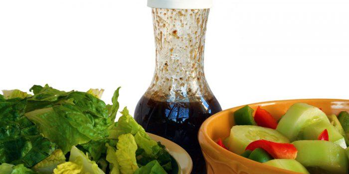 Elaboración de la salsa vinagreta