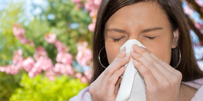 Remedios naturales para la alergia al polen