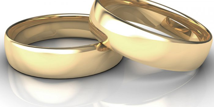 Línea del matrimonio, pequeña pero muy importante