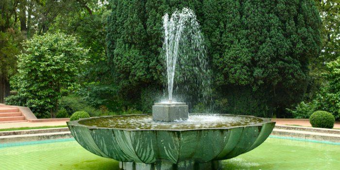 Relación entre fuentes de agua y Feng shui