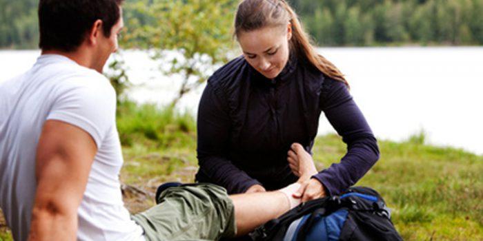 El esguince, una de las lesiones más comunes