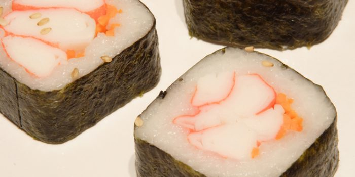 Beneficios y propiedades del alga nori