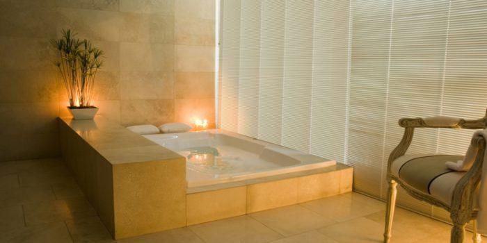 Diferentes tipos de baños para la salud