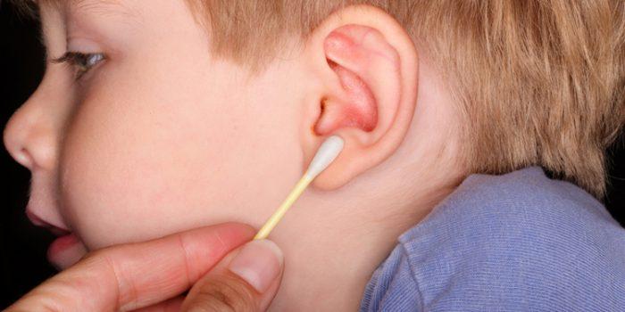 Supuración de oídos